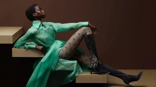 Fendi presenta su colección otoño/invierno 19/20, la última diseñada por Karl Lagerfeld