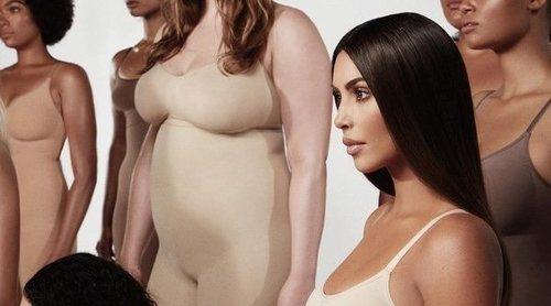 Kim Kardashian relanza su línea de fajas reductoras bajo un nuevo nombre: Skims