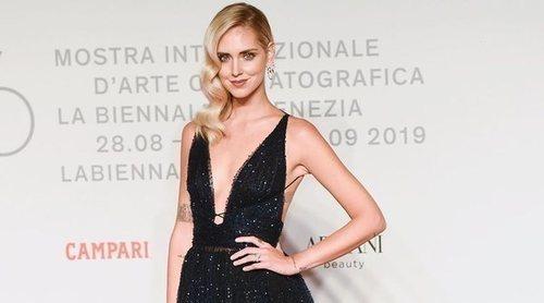 Chiara Ferragni se viste de Princesa para presentar su documental 'Unposted' en el Festival de Venecia 2019