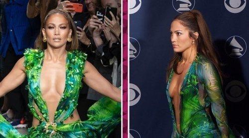 Jennifer Lopez vs. Jennifer Lopez: la cantante recupera el vestido que dio lugar a Google Imágenes