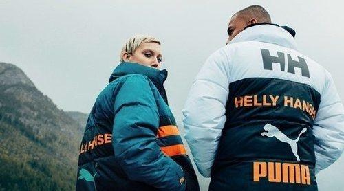 Del mar a la calle: Puma y Helly Hansen diseñan la colección más cool para este otoño