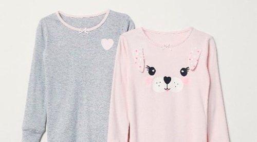 H&M retira del mercado dos juegos de pijamas potencialmente inflamables