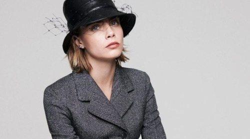Cara Delevingne protagoniza la campaña Prêt a Porter de Dior