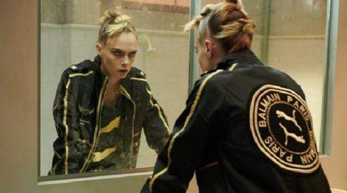 Puma y Balmain firman una colección deportiva de lujo con Cara Delevingne
