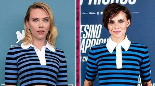Scarlett Johansson, Aura Garrido y la prueba definitiva de que el crop top también es cosa del invierno