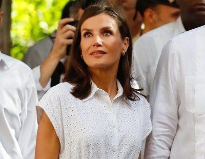 Así fueron todos los looks de la Reina Letizia durante su Viaje Oficial a La Habana (Cuba)