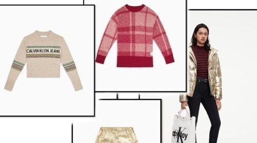 Calvin Klein lanza ocho prendas súper chic para estas navidades