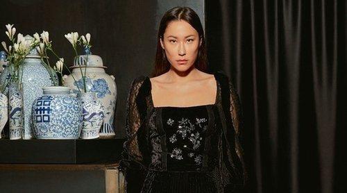 La colección navideña de Uterqüe se inspira en la moda oriental