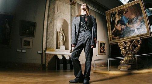 Virgil Abloh diseña una colección en honor a Leonardo da Vinci con la ayuda del Museo del Louvre