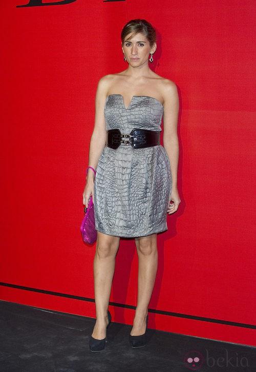 Estilismo de Alejandra Martos en la cena de gala de Dior