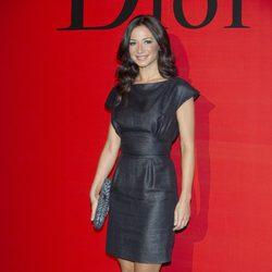 Estilismo de Cecilia Gómez en la cena de gala de Dior
