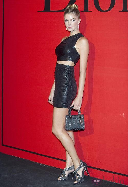 Estilismo de Cristina Tossio en la cena de gala de Dior
