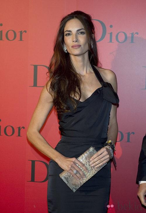 Estilismo de Eugenia Silva en la cena de gala de Dior