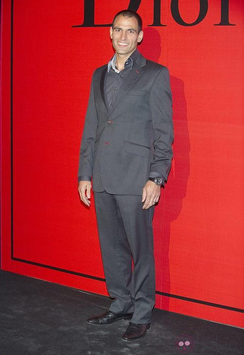 Estilismo de Darío Barrio en la cena de gala de Dior