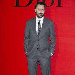 Estilismo de Juanjo Oliva en la cena de gala de Dior