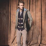 Pantalones de pana de la firma H.E. By Mango para el otoño/invierno 2011-2012
