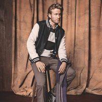 Jersey de rayas de la firma H.E. By Mango para el otoño/invierno 2011-2012