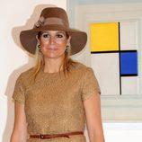 Máxima Zorreguieta también se apunta a la moda de los sombreros