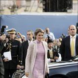 El estilismo de Doña Letizia en la entrega de Premios Príncipe de Asturias 2006