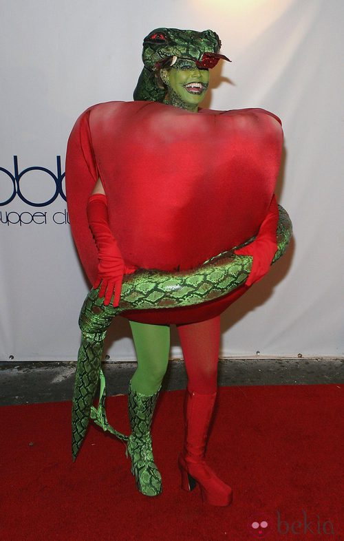 Heidi Klum en Halloween 2006