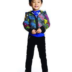 Gwen Stefani lanza una colección de moda infantil 'Harajuku Mini'