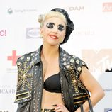Looks de Lady Gaga: Maquillaje de ojos