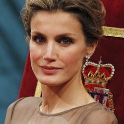 El estilo de la Princesa Letizia en los Premios Príncipe de Asturias 2011