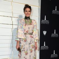 Margherita Missoni en la fiesta de moda en honor a Iman y Missoni