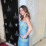 Sofía Vergara en la fiesta de moda en honor a Iman y Missoni