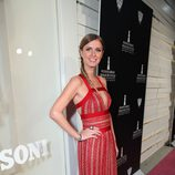Nicky Hilton en la fiesta de moda en honor a Iman y Missoni