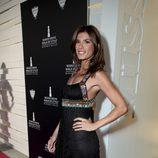 Elisabetta Canalis en la fiesta de moda en honor a Iman y Missoni