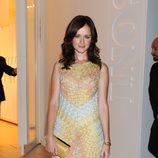 Alexis Bledel en la fiesta de moda en honor a Iman y Missoni