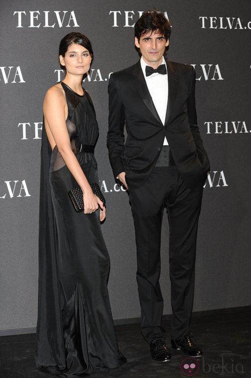 Looks de Joaquín Trías en los Premios T de Moda de Telva 2011