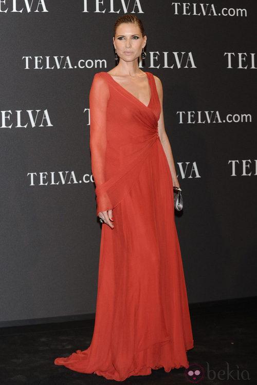 Looks de Judit Mascó en los Premios T de Moda de Telva 2011
