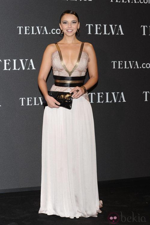 Look de Chenoa en los Premios T de Moda de Telva 2011