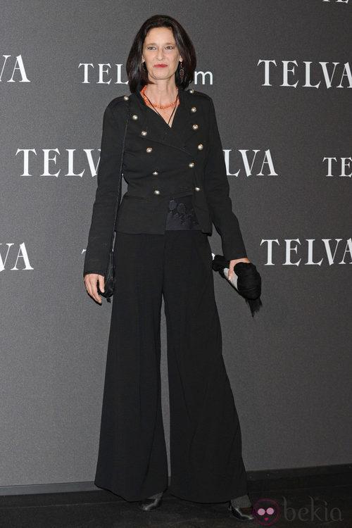 Look de Paola Diminguin en los Premios T de Moda de Telva 2011