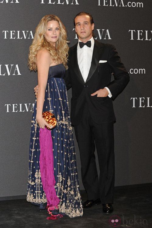 Look de Belén Domencq en los Premios T de Moda de Telva 2011