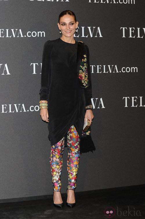 Look de Laura Ponte en los Premios T de Moda de Telva 2011