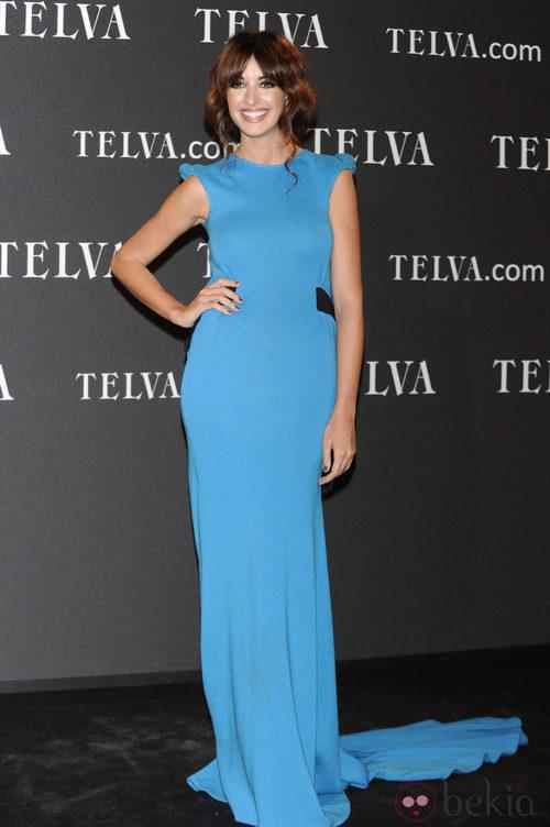Look de Noelia López en los Premios T de Moda de Telva 2011
