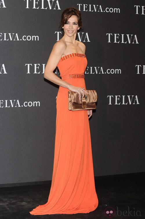 Look de Paloma Lago en los Premios T de Moda de Telva 2011