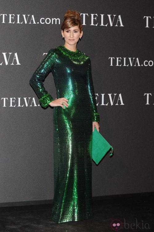Look de Alejandra Martos en los Premios T de Moda de Telva 2011