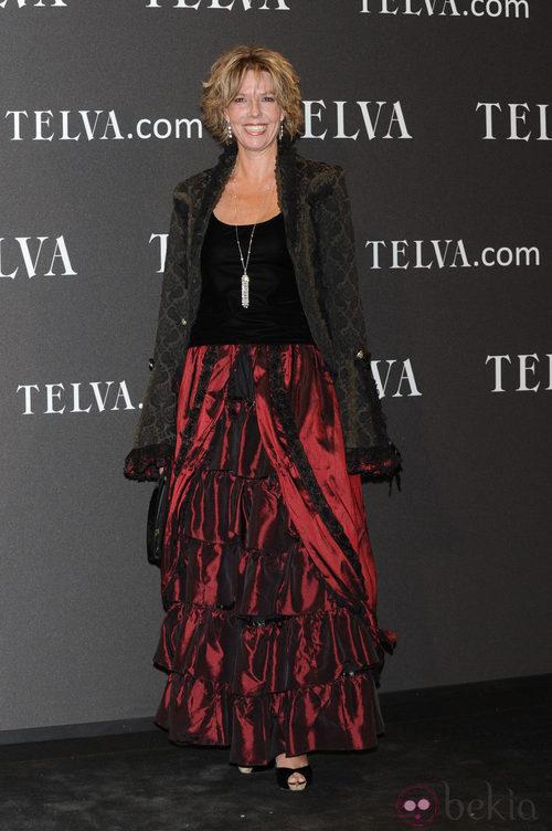 Look de Simoneta Gómez Acebo en los Premios T de Moda de Telva 2011