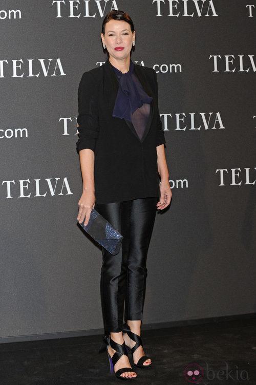 Look de Mabel Lozano en los Premios T de Moda de Telva 2011