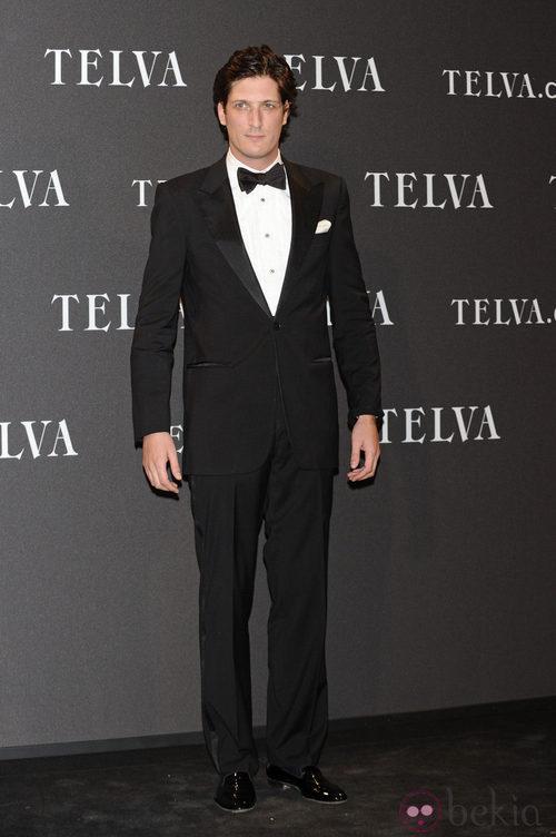 Look de Luis Medina en los Premios T de Moda de Telva 2011