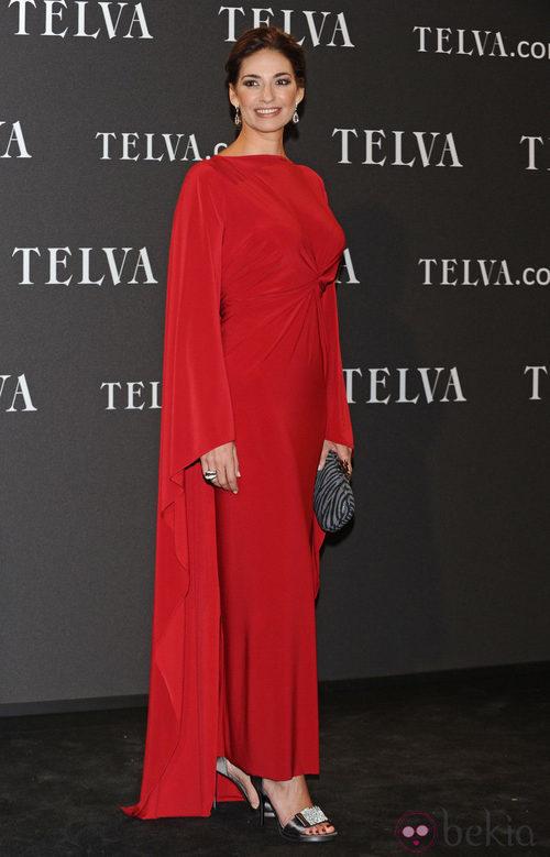 Look de Mariló Montero en los Premios T de Moda de Telva 2011
