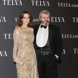 Look de Lorenzo Caprile en los Premios T de Moda de Telva 2011