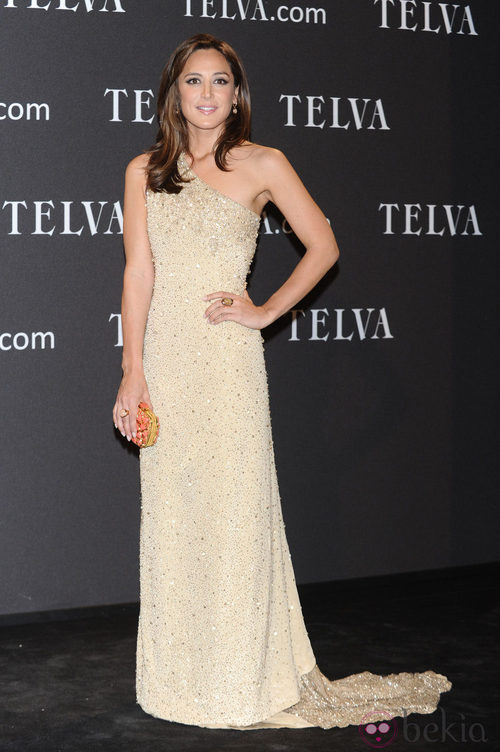 Look de Tamara Falcó en los Premios T de Moda de Telva 2011