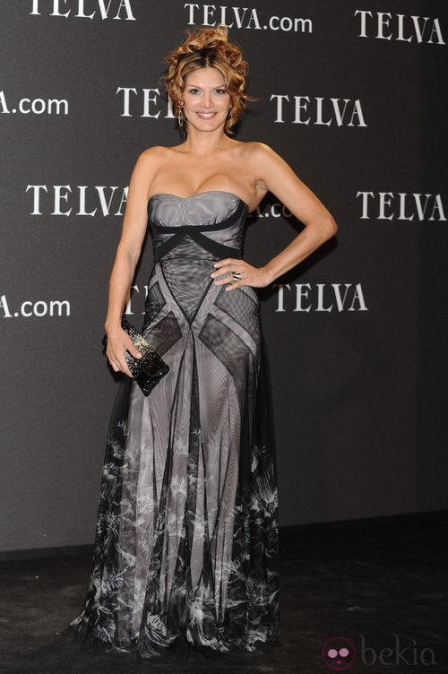 Look de Yvonne Reyes en los Premios T de Moda de Telva 2011