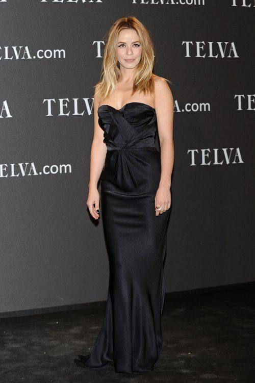 Look de María Adánez en los Premios T de Moda de Telva 2011