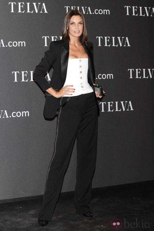 Look de Mar Flores en los Premios T de Moda de Telva 2011